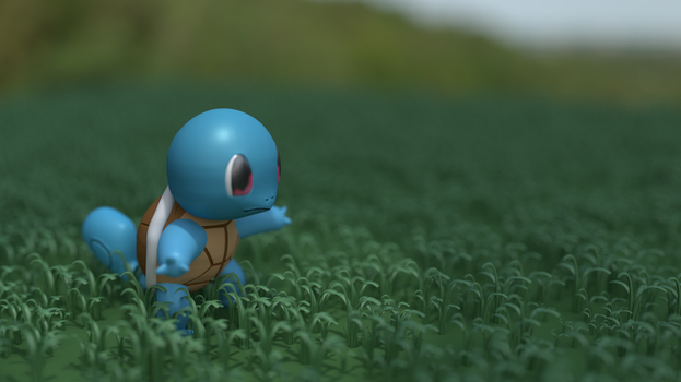 Squirtle 2 by LeBonBounty