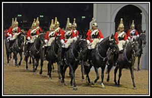 The Life Guards by lizzyr