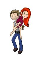 Dean and Anna by Baters182