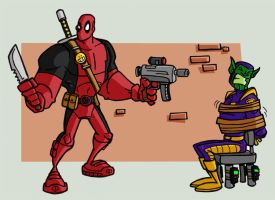 Deadpool: decisions, decisions by tyrannus