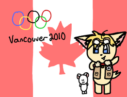 Canada-San All the way by LovelySilversky