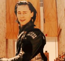 Loki in 'Thor' deleted scene by HarmonyB2011