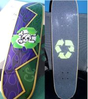 Completed Skateboard 2 by MJP67