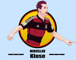 Miroslav Klose World Cup 2014 by dicky10official