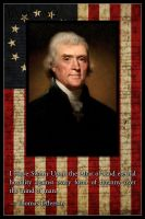 Amerikan Hero Thomas Jefferson by SaintIscariot