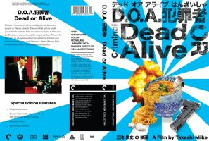 Electronic Page Layout - Criterion - D.O.A. by TheLipGlossary