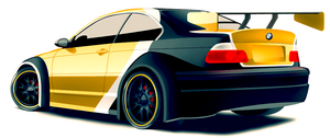 BMW M3 by Adrianstorm