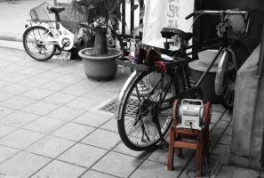 Cobbler's bike by cathyss02