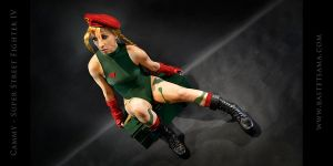Cammy Cosplay 05 by Bastetsama-Cosplay