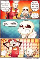Spathetic by KataChan
