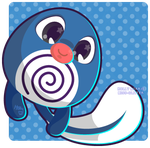 060 Poliwag by Miss-Glitter