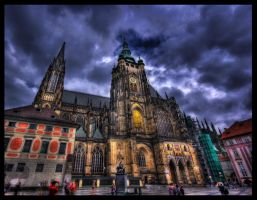 The Dark Delight HDR by ISIK5