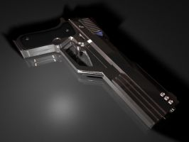Ares Predator Gun by PerfidoCally