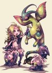 Nowi + Dragons by Parororo