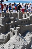 Sandcastle stock 2 by chamberstock