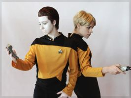 To Boldly Go by Faxen