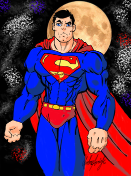 Supes! by stangone1972