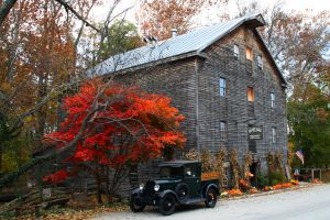 Bear's Mill Ohio by twombold