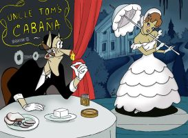 Uncle Tom's Cabana by IndioBlack619