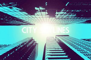 WG City Skylines Vector set by wegraphics