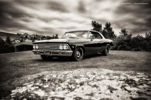 1966 Chevrolet Malibu SS by AmericanMuscle