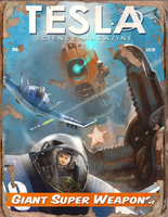 Tesla #5 Book - Fallout 4 by PlanK-69