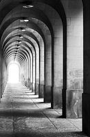Tunnel of Light by Rustmouth