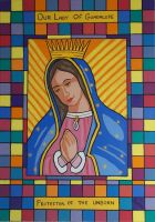 OUR LADY OF GUADALUPE by wwwEAMONREILLYdotCOM