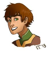 Hiccup the Wizard by fUnKyToEs
