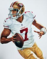 Colin Kaepernick (completed) by Retrodan16
