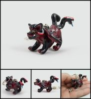 Wild Fang Charm Commission by WispyChipmunk