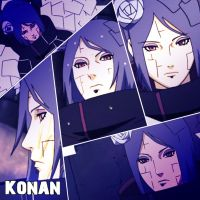 KonanCollage by Rokini-chan