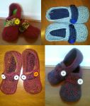 Men's Slippers by coincollect408
