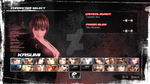 DOA5 Characters too Pick Screen shot by LillyGamer
