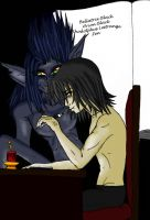 Sirius' Death Note by prettyprongs