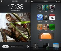Most satisfied miui Business Desktop by haoaihe