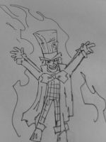Mad Hatter by ZoKpooL1