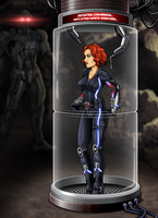 Black Widow: Agent of Ultron 1/5 (commission) by Re-Maker