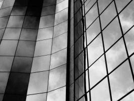 clouds and mirrors II by constanz