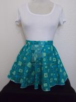 Adventure Time BMO Skirt!! by m1ndr34d3r