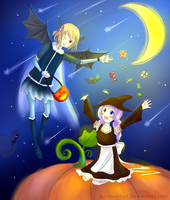Sweet Halloween by Rueleer