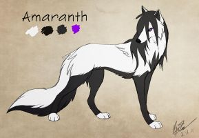 Amaranth 2 - commission by KayFedewa