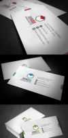 Corporate Business Card by glenngoh