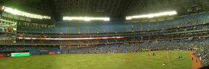 Stadium Panorama by CyanFlux