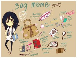 Bag meme by rasu-chi