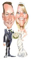 Andy and Linzi by HowardMolloy