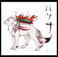 Okami by SamuraiWARRIOR7