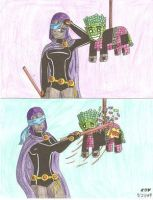 Smack by LeighTheLoser by teentitans