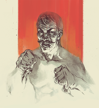 Boxer by Nonparanoid