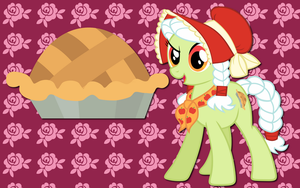 Young Granny Smith WP by AliceHumanSacrifice0